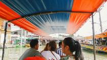 Weekend Amphawa Floating Market Including Temple Cruise Tour from Hua Hin, Hua Hin, Half-day Tours