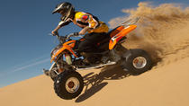 Drive Dune Quad Bike avec dîner barbecue et divertissement en direct, Dubaï