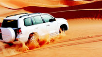 Dubai Red Dunes Safari: BBQ dinner, Sandboarding & Camel Ride pick up from RAK, Ras Al Khaimah, ...
