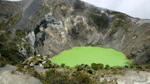 Combo Tour from San Jose: Irazu Volcano, Orosi Valley and Lankaster Garden, San Jose, Day Trips