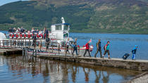 Ben Lomond Hike with Return Cruise on Loch Lomond from Tarbet, Central Scotland