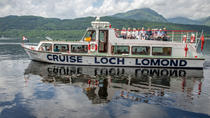 Loch Lomond Circular Cruise from Tarbet to Capercaillie, Central Scotland