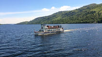 Loch Lomond Cruise: Northern Highlights, Central Scotland, Ports of Call Tours