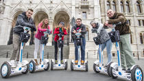 3-Hour Airwheel scooter Budapest Tour, Budapest, Walking Tours