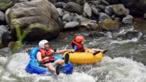 Pure Trek Canyoning & Club Rio Adventures, La Fortuna, Climbing