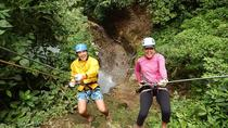 Pure Trek Waterfall Rappelling Tour from La Fortuna, La Fortuna, Climbing