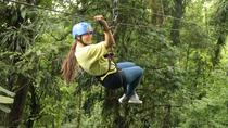Ziplining & Waterfall Rappelling Combo, La Fortuna, Attraction Tickets