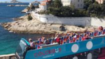 Colorbus Marseille Hop-On Hop-Off Sightseeing Tour, Marseille, Half-day Tours
