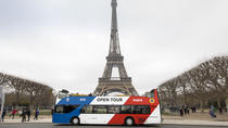 Excursion à arrêts multiples avec Open Tour à Paris, Paris, Excursions à arrêts multiples