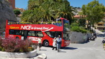 Nice Le Grand Tour Hop-on Hop-off Sightseeing Tour, Nice, Bus & Minivan Tours