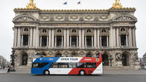 Open Tour Hop-On-Hop-Off & Paris Illuminations Tour, Paris, Bus & Minivan Tours