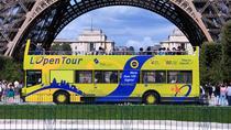 Open Tour Paris Hop-On-Hop-Off, Paris, Hop-on Hop-off Tours