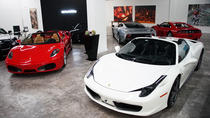 Exotic Car Driving Experience, Miami