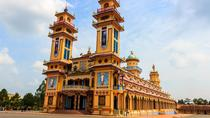 Black Virgin Mountain, Cao Dai Temple & Cu Chi Tunnels 1-daagse tour met een privéauto, Ho Chi Minh City, Day Trips