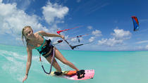 Introductory Semi-Private Kitesurf Lesson, Cayman Islands, null