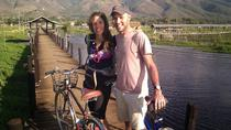 Cycling to Red Mountain for Wine Tasting from Inle Lake