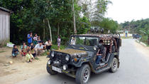 Fun transfer Hoi An - Hue by Jeep, Hoi An, 4WD, ATV & Off-Road Tours