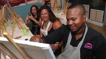 Step-By-Step Paint and Drink Class, Montego Bay, Painting Classes