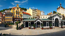 Karlovy Vary with Royal Brewery Krusovice or Mozer glass factory Full Day Trip, Prague, City ...