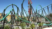 Six Flags Magic Mountain Admission with Transport from Anaheim, Anaheim & Buena Park, Theme ...