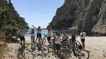 Cassis: Tres Calanques Tour por Electric Mountain Bike, Marsella