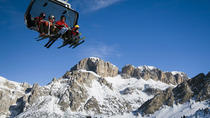 Private Ski Tour in the Dolomites: the Sella Ronda, Bolzano, Ski & Snow