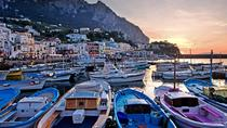 The Island of Capri by Boat, Capri, Day Cruises