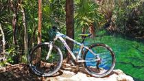 Cenote Trail Bike Tour in Tulum, Tulum
