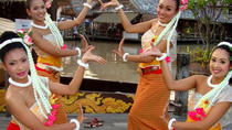 Amazing Pattaya Floating Market Tour Including Nong Nooch Tropical Garden and Underwater World,...