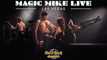 Magic Mike Live Las Vegas en el Hard Rock Hotel and Casino, Las Vegas, Adults-only Shows