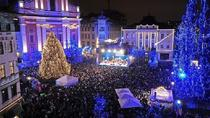 Festive Ljubljana by Night from Bled, Bled, Christmas