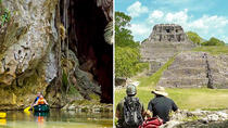 Xunantunich & Barton Creek Cave Canoeing with Lunch, San Ignacio, Kayaking & Canoeing