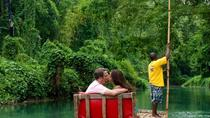 Martha Brae Rafting and Luminous Lagoon Tour, Montego Bay, null