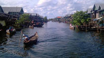 HALF DAY TOUR FOR THE WORLD - FAMOUS LAKES, Siem Reap, Day Cruises
