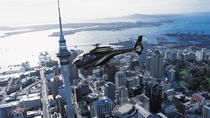 Helicopter Sightseeing Tours Auckland and Waiheke, Auckland, null