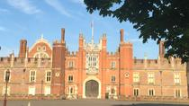 Hampton Court Palace Grounds Bike Tour, London, Bus Services