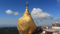 Overnight Trip To Golden Rock Pagoda & Bago, Yangon, Overnight Tours