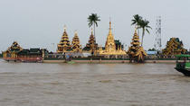 Private Thanlyin Cultural Day Tour from Yangon, Yangon, Private Sightseeing Tours