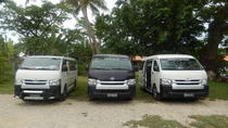 Privater Flughafentransfer: Vom internationalen Flughafen Port Vila zum Hotel, Port Vila, Private Transfers
