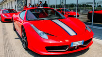 Ferrari 458 Spider Road Test Drive, Maranello, 4WD, ATV & Off-Road Tours