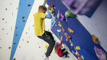 Climb Norway's Highest Indoor Climbing Wall, Alesund, Climbing