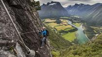 Romsdalsstigen Via Ferrata - Westwall, Alesund, Hiking & Camping