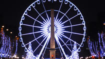 Private Christmas Night Tour Including Paris Ferris Wheel Ride, Paris, Christmas