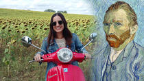 Van Gogh Tour mit Vespa Scooter - Private Erfahrung, Paris, Bus & Minivan Tours