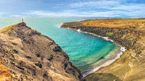 Private Adventure in Papakolea Green Sand Beach, Big Island of Hawaii, Private Sightseeing Tours