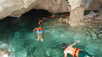 Tulum with Underground Cenote and Caves from Cancun, Cancun, Day Trips