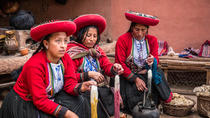 Maras Moray and Chinchero Including a Cooking Class and Weaving Demonstration, Cusco, Day Trips