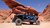 Self-Guided UTV Tour of Valley of Fire State Park, Las Vegas