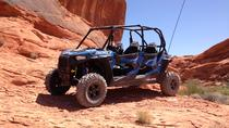 Self-Guided UTV Tour of Valley of Fire State Park, Las Vegas, Day Trips