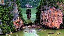 Amazing Canoeing at James Bond Island from Phuket by Speedboat, Phuket, Day Trips